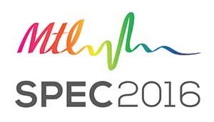 SPEC 2016 logo
